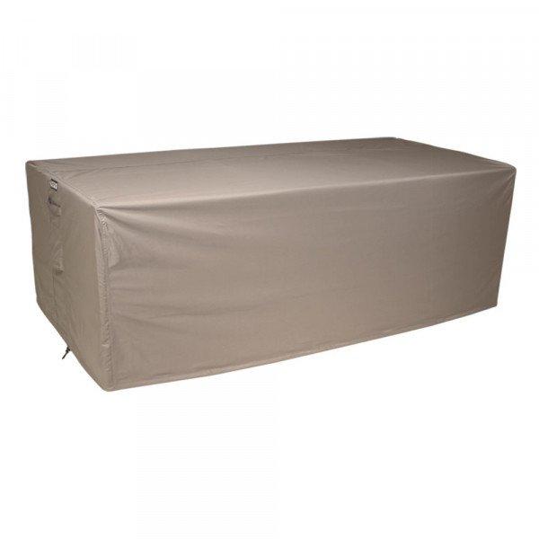 Beschermhoes voor tuintafel 250 x 110 H: 75 cm