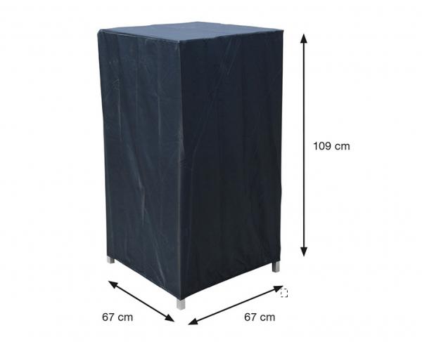 Tuinstoelhoes 67 x 67 H: 109 cm
