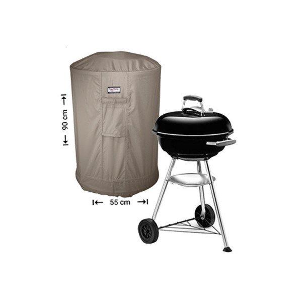 Ronde barbecue afdekhoes Ø: 55 cm & H: 90 cm