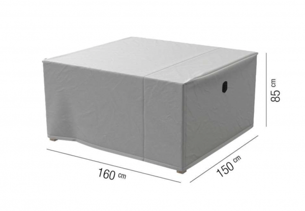 Hoes voor tuinset 160 x 150 H: 85 cm