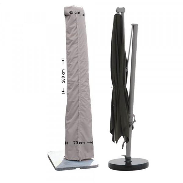 Afdekhoes parasol met stok 280 cm