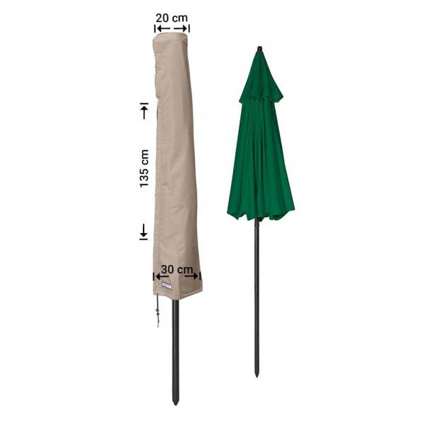 Beschermhoes parasol H: 135 cm