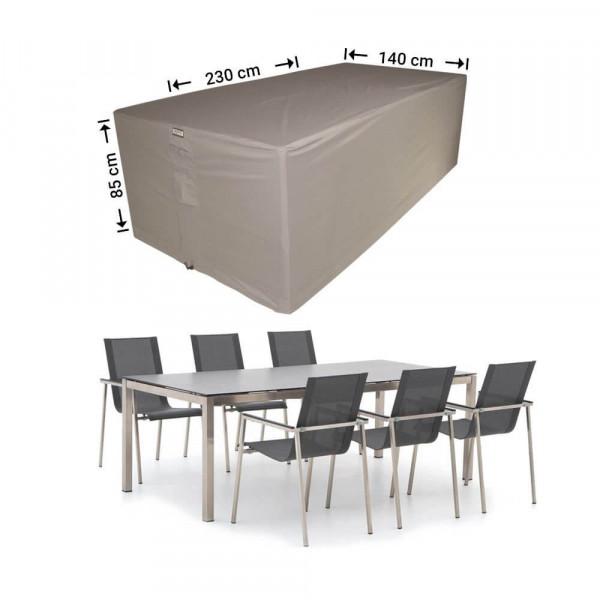 Afdekhoes tuinset 230 x 140 H: 85 cm
