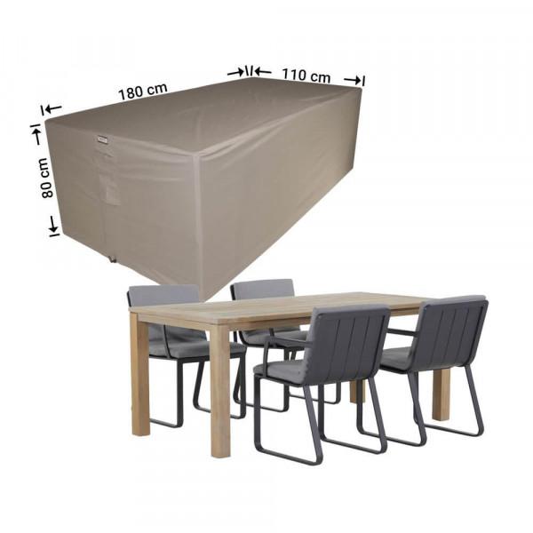 Tuinset afdekhoes 180 x 110 H: 80 cm