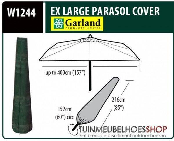 Beschermhoes parasol H: 216 cm