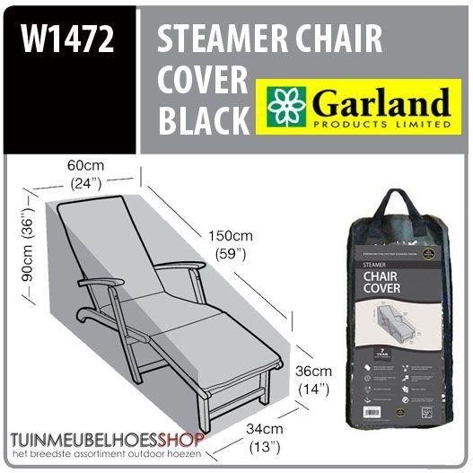 Afdekhoes deck chair 150 x 60 H: 90 cm