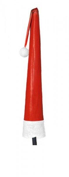 Kerst muts, Xmas, kerstmis parasolhoes max diam 400 cm