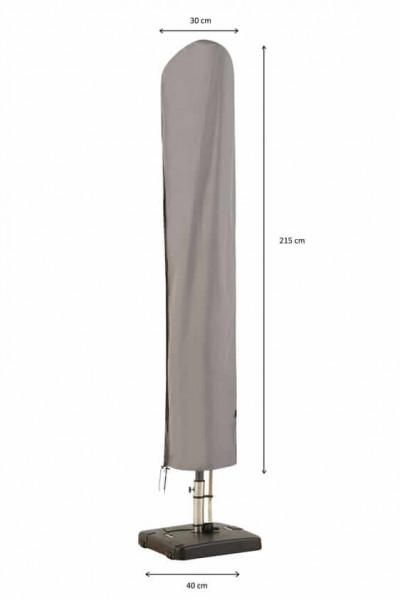 Parasol cover H: 215 cm