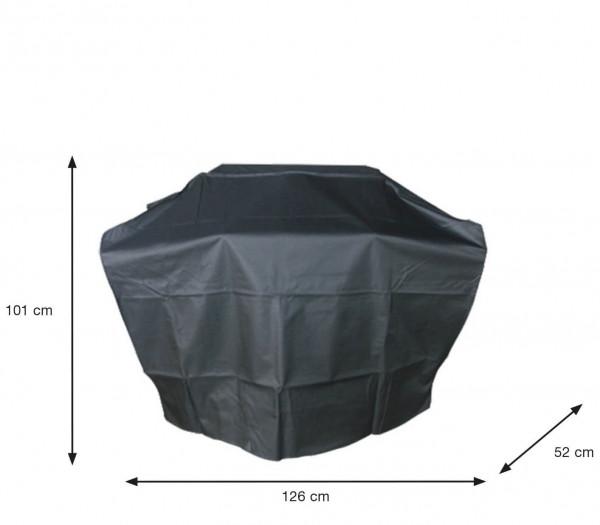 Hoes voor buitenkeuken 126 x 52 H: 101 cm
