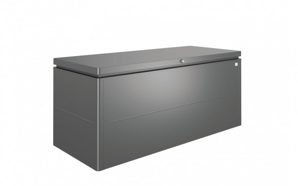 Loungekussens opbergkist 160 x 70 H: 83,5 cm