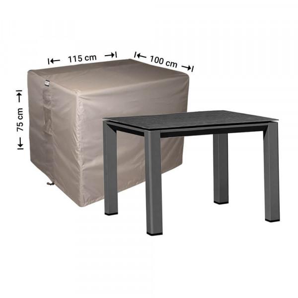 Beschermhoes voor tuintafel 115 x 100 H: 75 cm