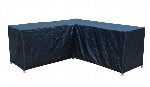 Hoes L-vormige hoekbank 320 x 248 x 72 H: 65 cm