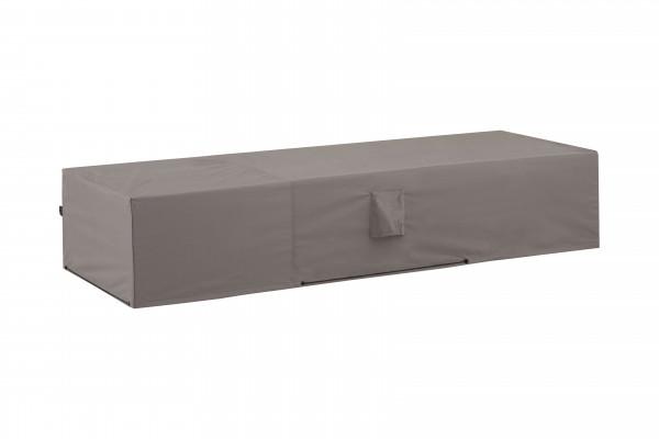 Hoes voor ligbed 210 x 75 H: 40 cm