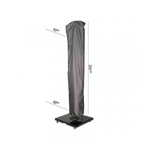 Hoes voor zweefparasol H: 250 cm