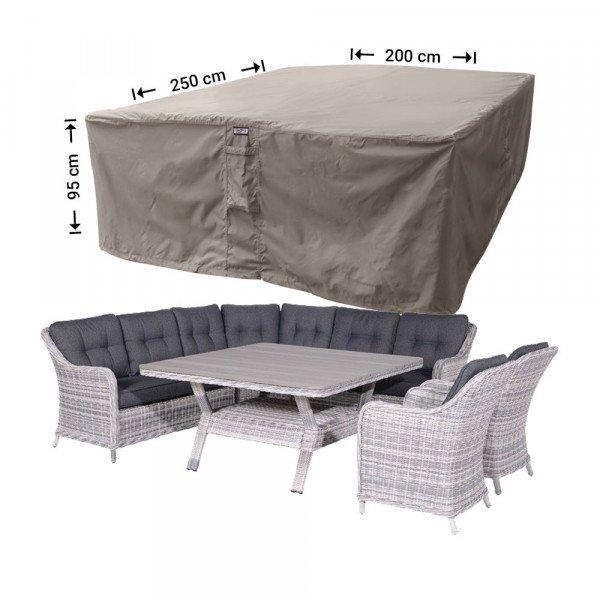 Beschermhoes loungeset 250 x 200 H: 95 cm