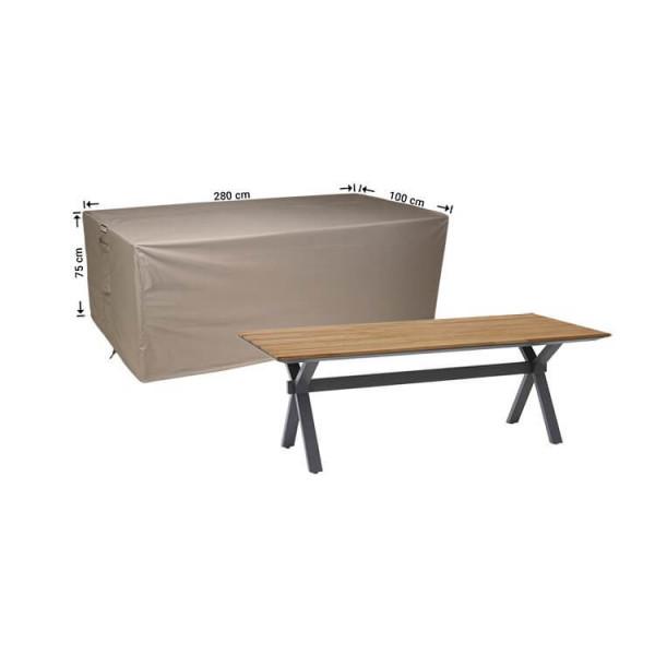 Tuinmeubelhoes voor tafel 280 x 100 H: 75 cm
