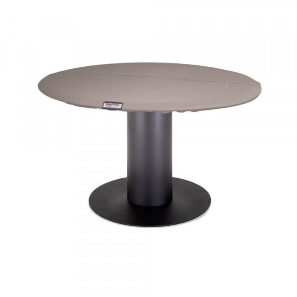 Hoes voor rond tafelblad Ø: 100 cm