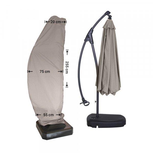 Zweefparasolhoes 255 cm