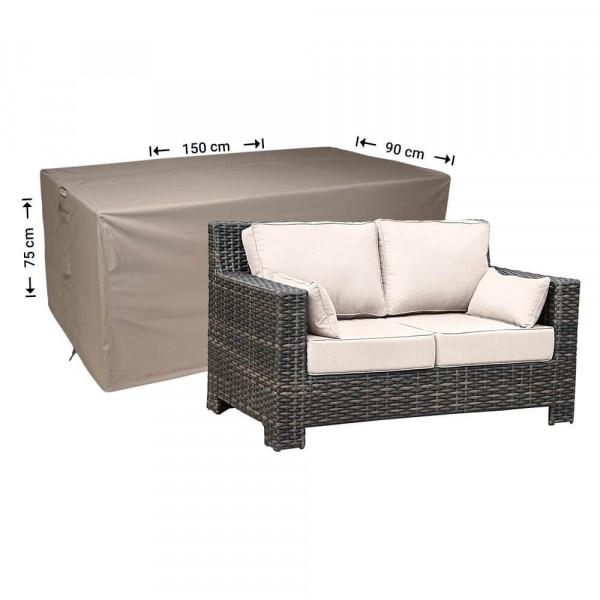 Tuinhoes voor loungebank 150 x 90 H: 75 cm