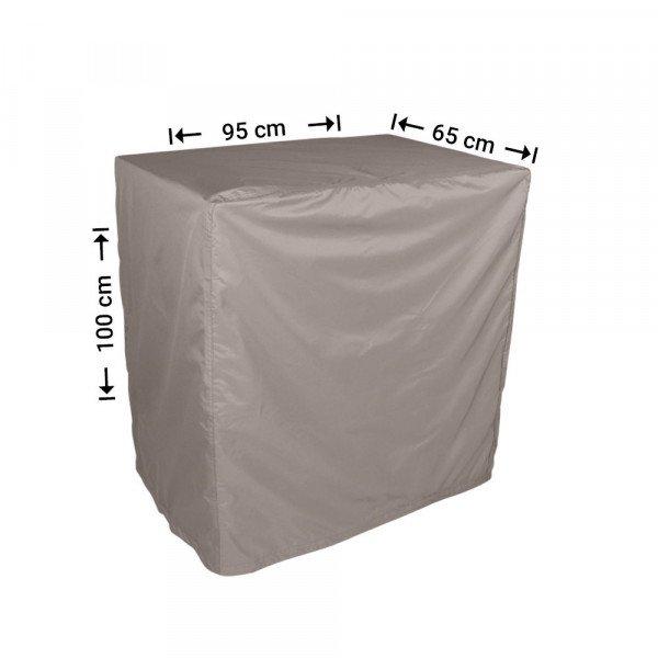 Beschermhoes vierkant 95 x 65 H: 100 cm