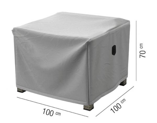 Beschermhoes loungestoel 100 x 100 H: 70 cm