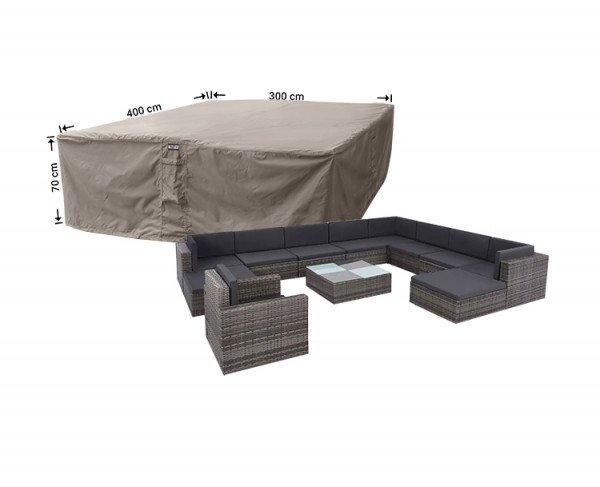 Beschermhoes loungeset 400 x 300 H: 70 cm