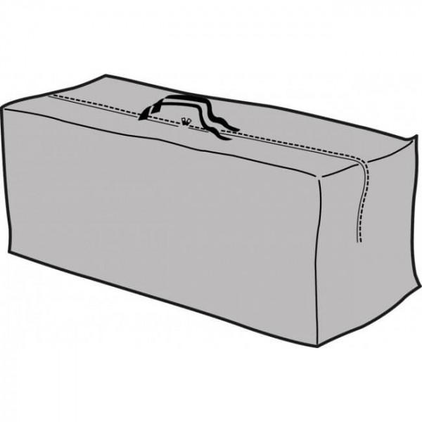 Tas voor loungekussens 180 x 65 H: 65 cm