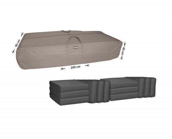 Tas voor Loungekussens 200 x 90 H: 40 cm