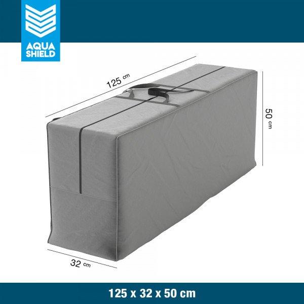 Kussentas loungekussens 125 x 32 H: 50 cm