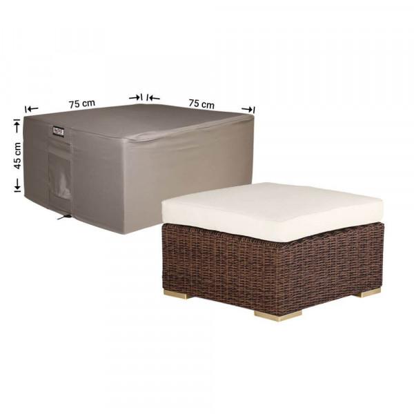 Beschermhoes voor loungetafel 75 x 75 H: 45 cm