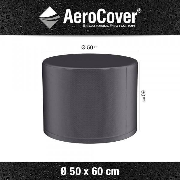 Hoes voor ronde vuurtafel Ø: 50 cm & H: 60 cm
