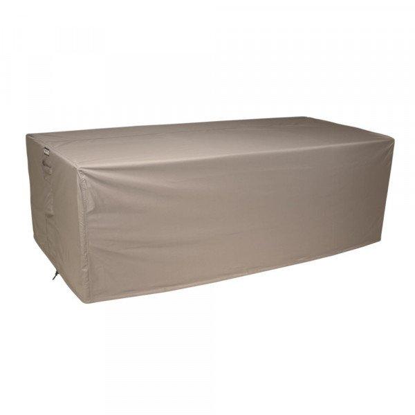 Tuinhoes tafel 220 x 100 H: 75 cm
