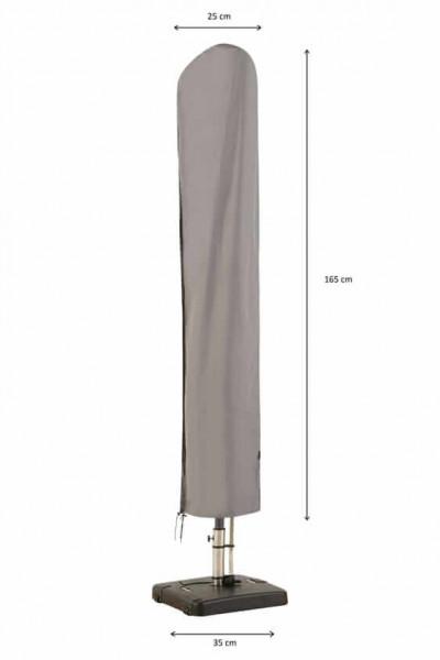 Parasol cover H: 165 cm
