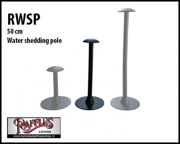 Water shedding pole 50 cm