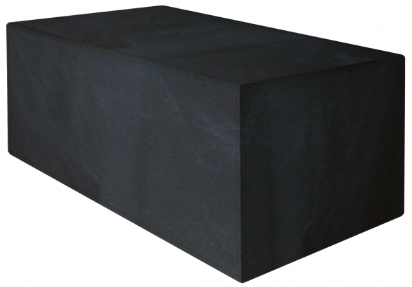 Hoes vlechtwerk loungebank 173 x 87 H: 69 cm