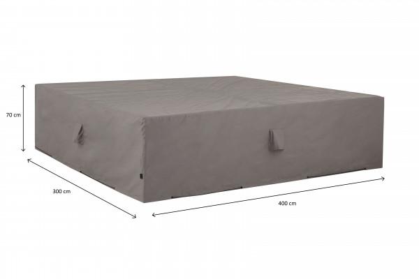 Hoes voor loungeset 400 x 300 H: 70 cm