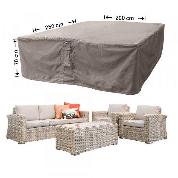 Beschermhoes loungeset 250 x 200 H: 70 cm