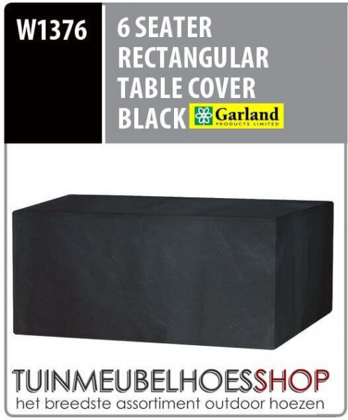 Tuintafel afdekhoes 170 x 94 H: 71 cm